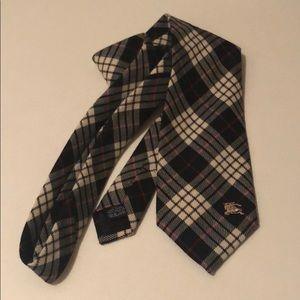 Burberry ties